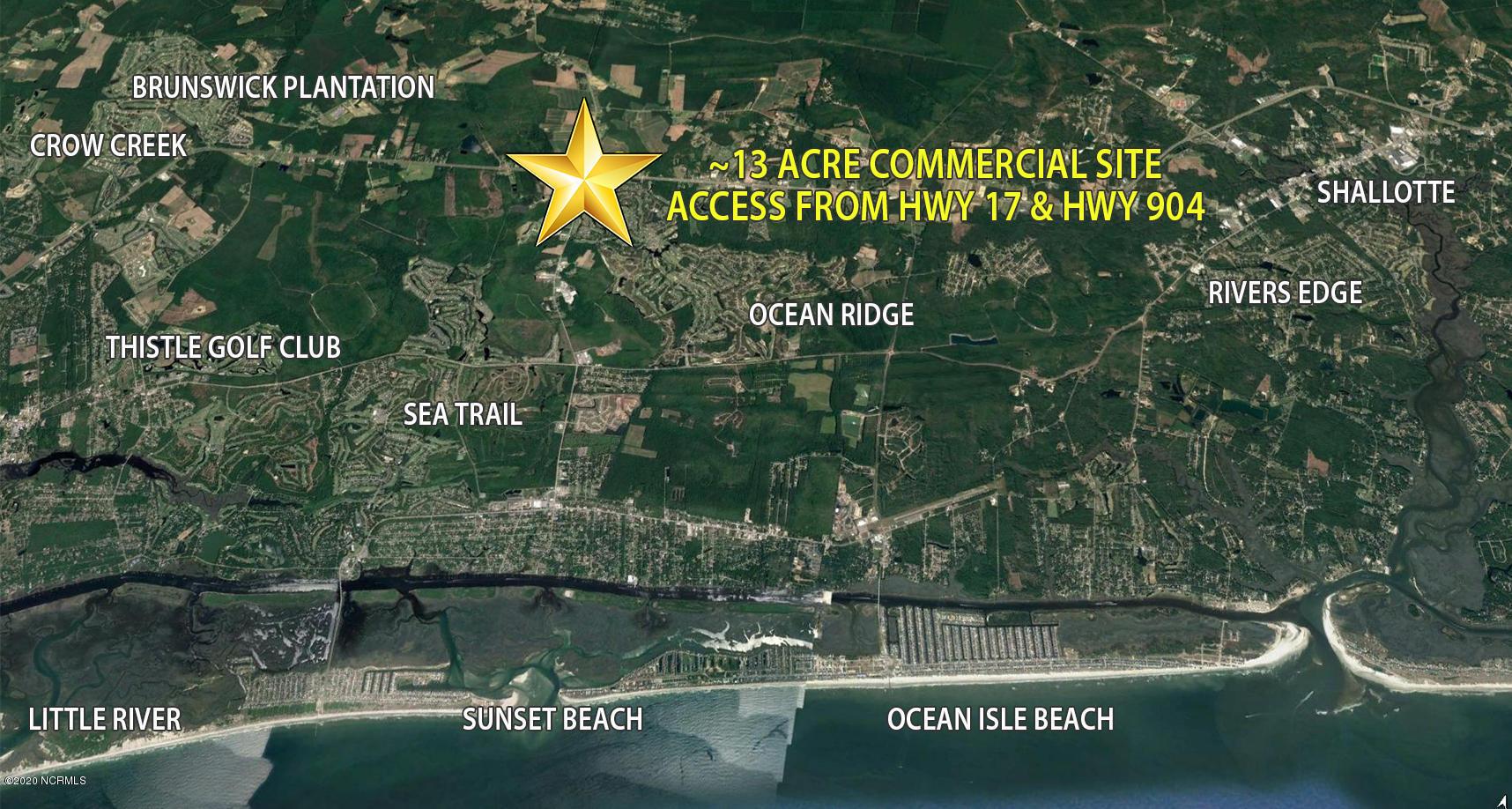 7135 Ocean Highway, Sunset Beach, North Carolina 28468, ,Residential land,For sale,Ocean,100219204