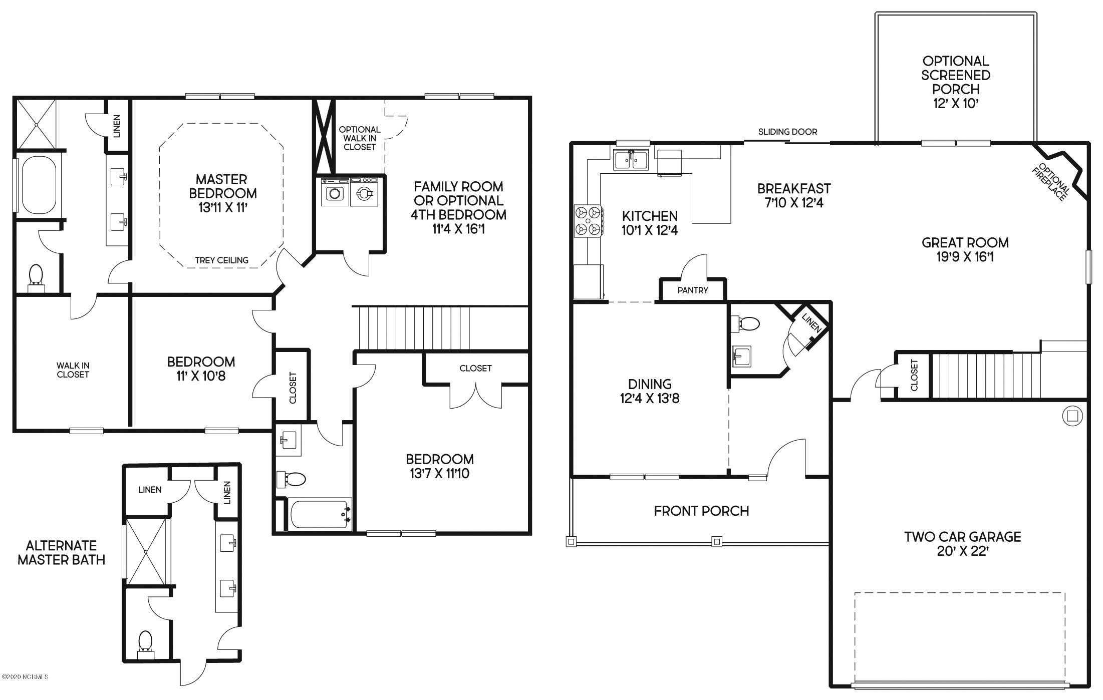 Lot 10 Waverly Drive, Burgaw, North Carolina 28425, 3 Bedrooms Bedrooms, 8 Rooms Rooms,2 BathroomsBathrooms,Single family residence,For sale,Waverly,100219377