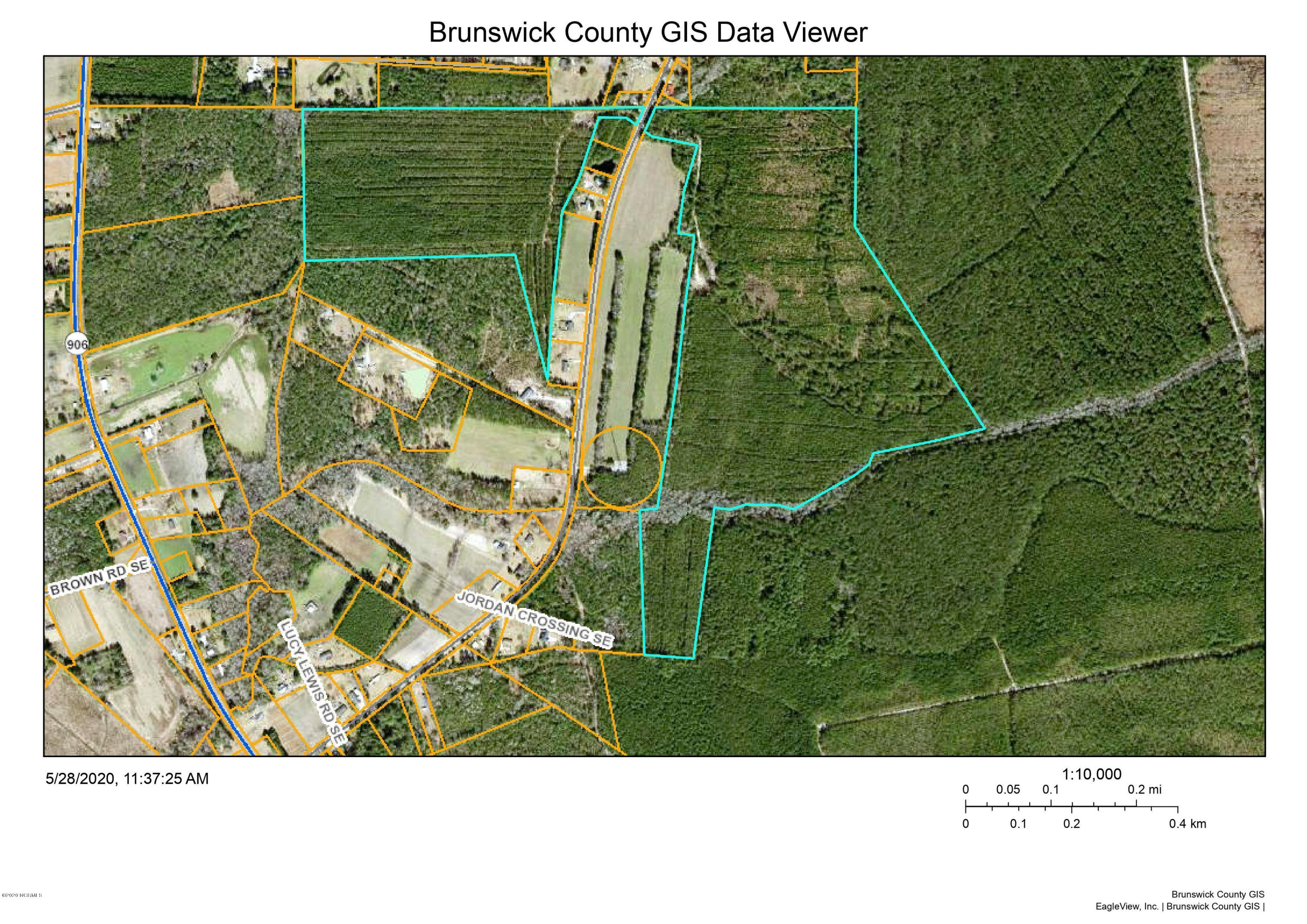 5210 Green Lewis Rd Southeast, Bolivia, North Carolina 28422, ,Timberland,For sale,Green Lewis Rd Southeast,100219457