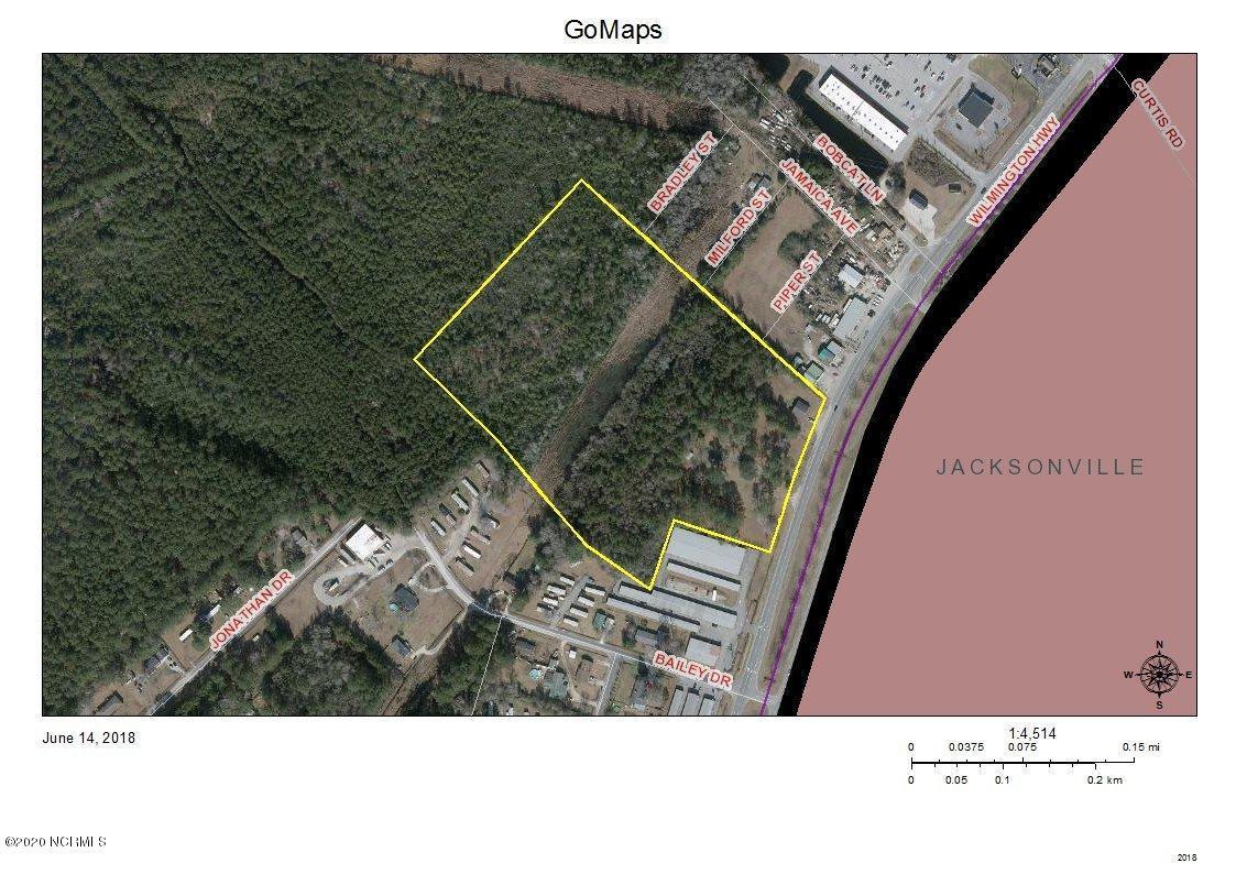 2124 Wilmington Highway, Jacksonville, North Carolina 28540, ,Commercial/industrial,For sale,Wilmington,100120983