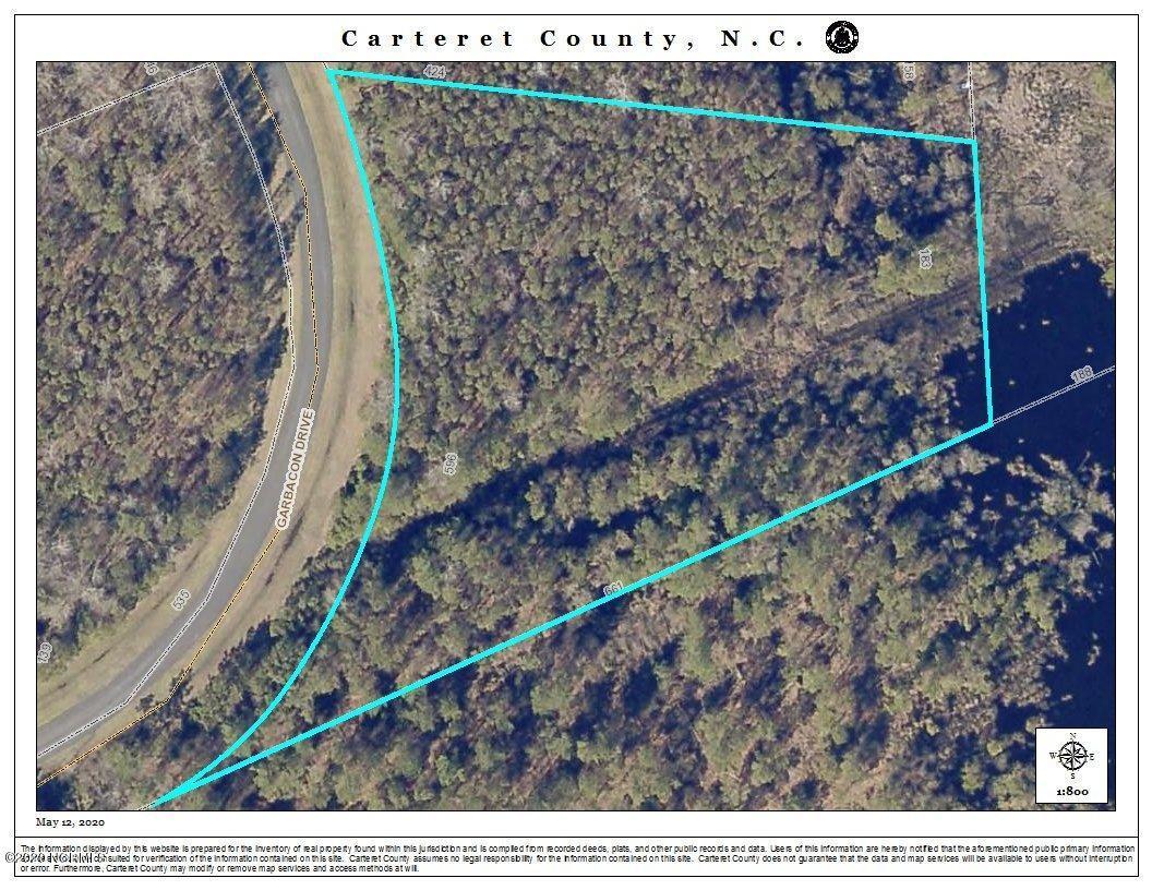 274 Garbacon Drive, Beaufort, North Carolina 28516, ,Residential land,For sale,Garbacon,100219967