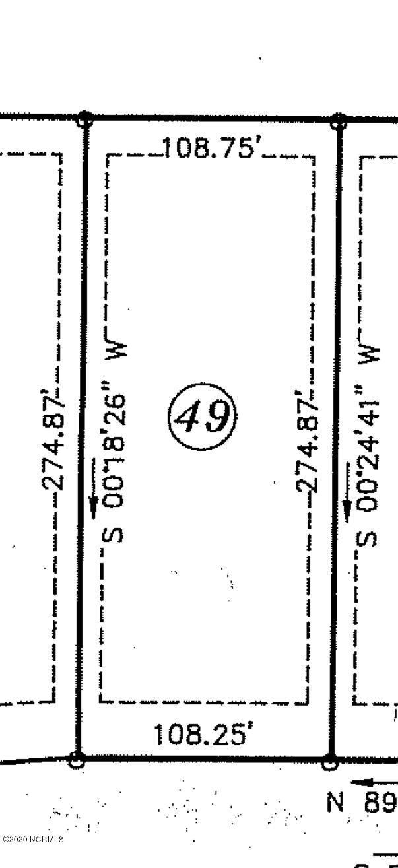 49 Deerfield Lane, Tabor City, North Carolina 28463, ,Residential land,For sale,Deerfield,100220088