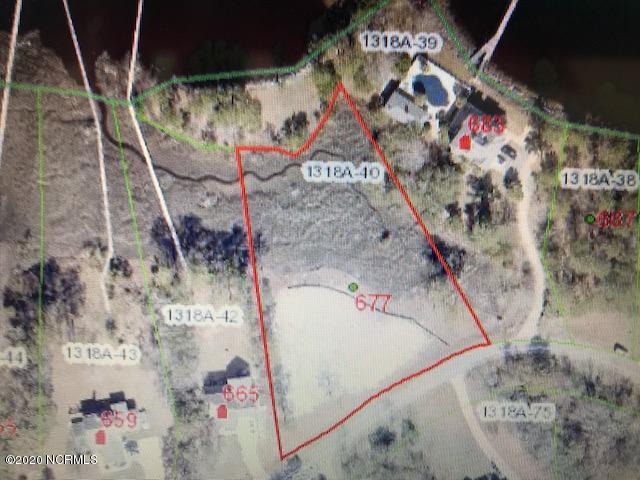 677 White Oak Crossing, Swansboro, North Carolina 28584, ,Residential land,For sale,White Oak,100219553