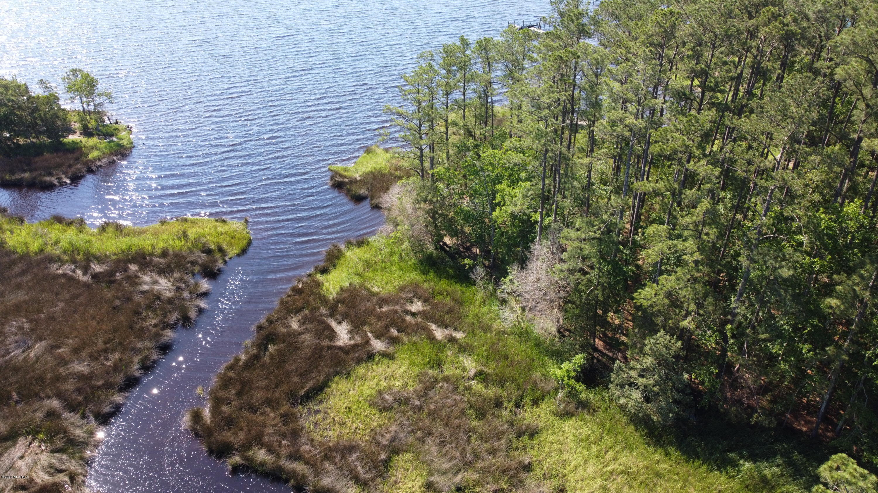 N/A Hunters Point Drive, Vandemere, North Carolina 28587, ,Residential land,For sale,Hunters Point,100223306
