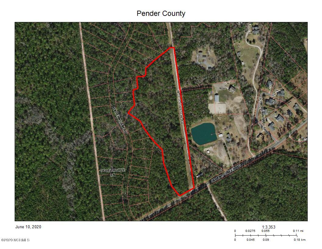 Lot 1 Island Creek Road, Rocky Point, North Carolina 28457, ,Commercial/industrial,For sale,Island Creek,100219498