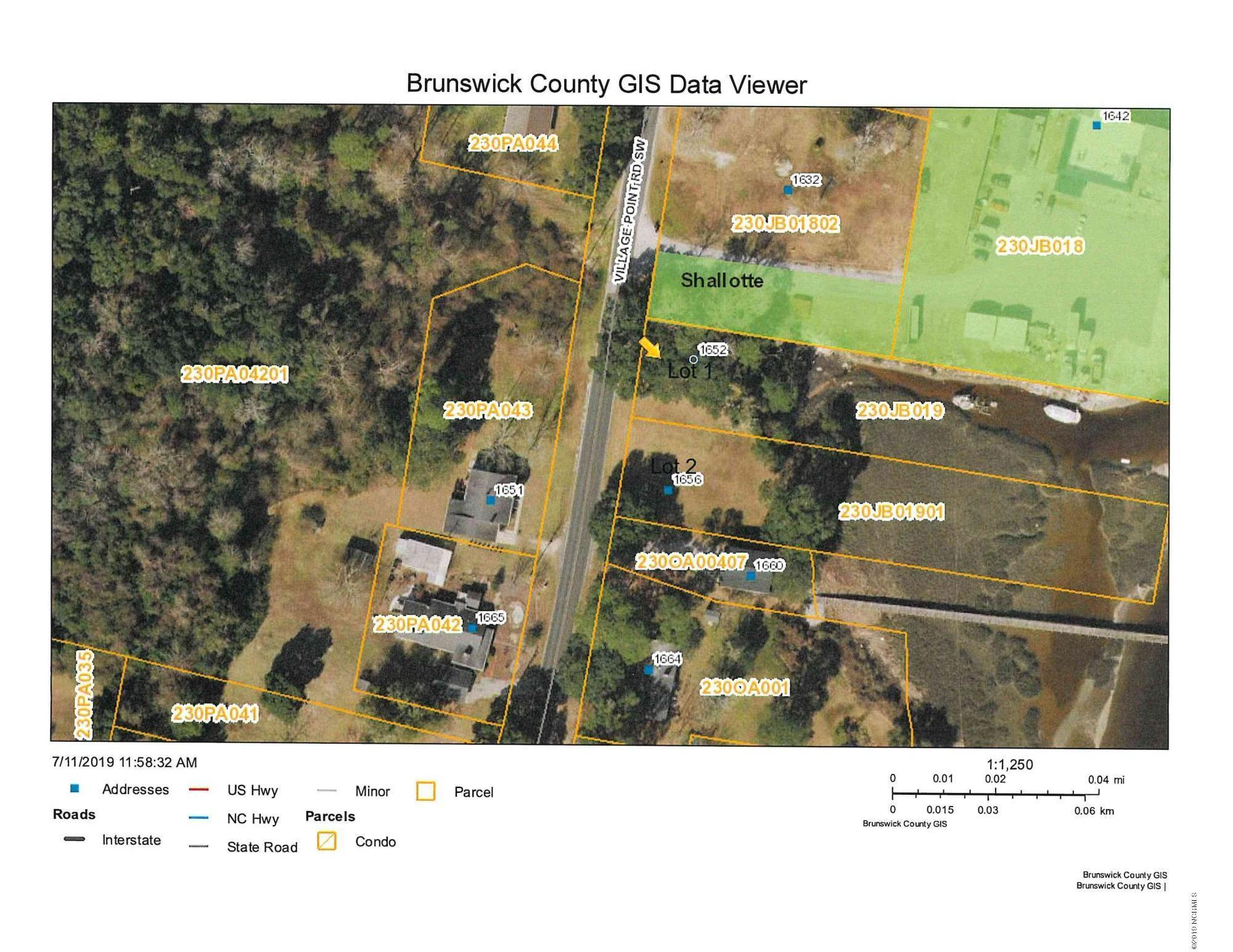 1652 Village Point Road, Shallotte, North Carolina 28470, ,Residential land,For sale,Village Point,100221805