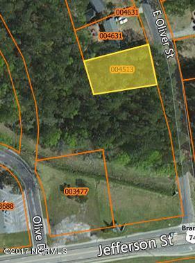 510 Oliver Street, Whiteville, North Carolina 28472, ,Residential land,For sale,Oliver,100222017