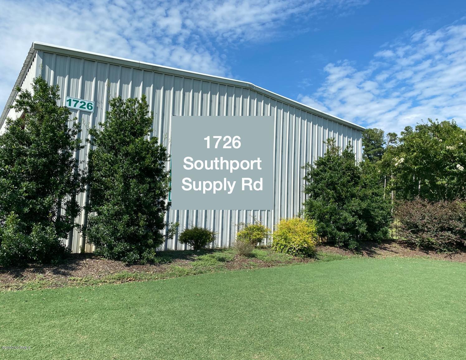 1726 Southport Supply Road, Bolivia, North Carolina 28422, ,For sale,Southport Supply,100224217