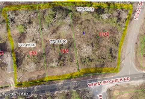 159 Wheeler Creek Road, Sneads Ferry, North Carolina 28460, ,Residential land,For sale,Wheeler Creek,100224287