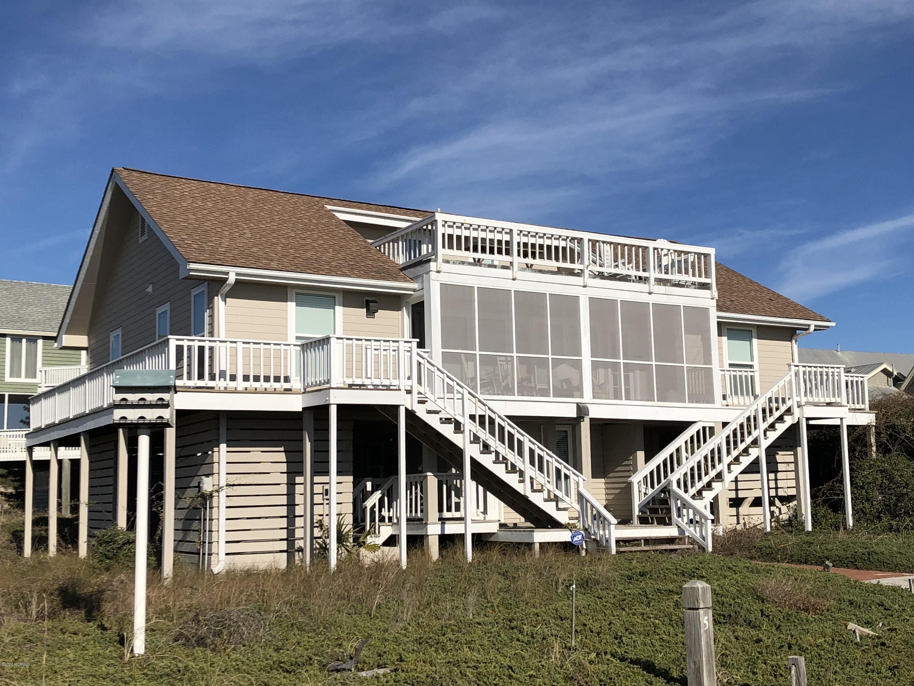 5 Silversides Trail, Bald Head Island, North Carolina 28461, 4 Bedrooms Bedrooms, 7 Rooms Rooms,2 BathroomsBathrooms,Single family residence,For sale,Silversides,100224881