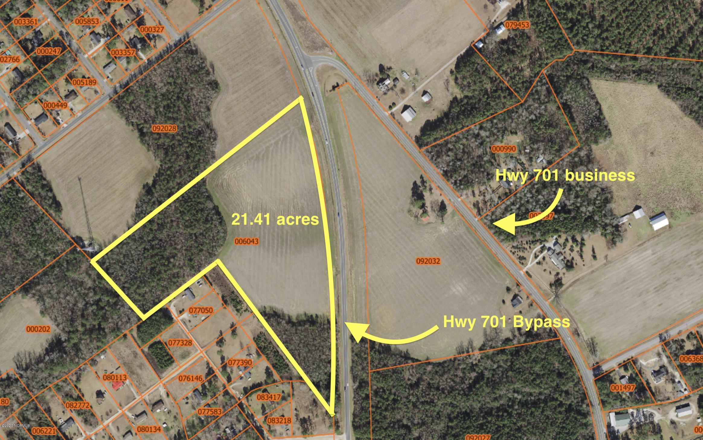 1603 701 Bypass Highway, Whiteville, North Carolina 28472, ,Commercial/industrial,For sale,701 Bypass,100224923