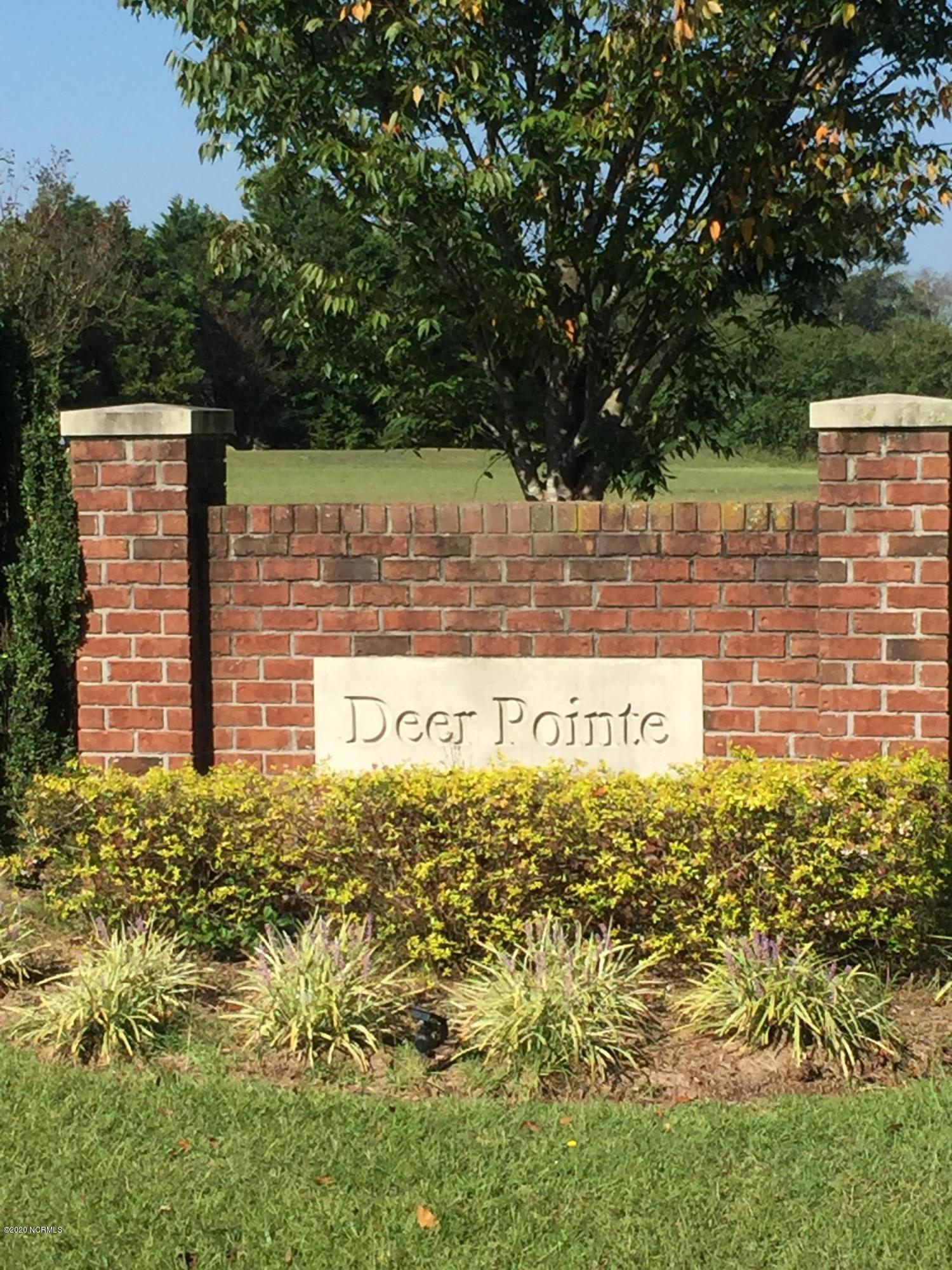 147 Deer Pointe Drive, Snow Hill, North Carolina 28580, ,Residential land,For sale,Deer Pointe,100225856