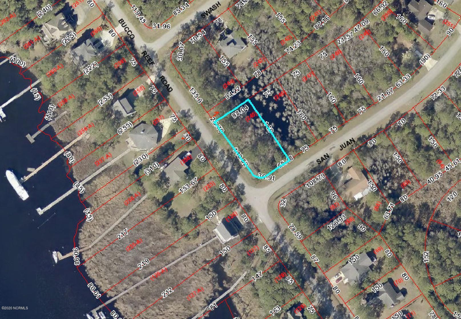 701 San Juan Road, New Bern, North Carolina 28560, ,Residential land,For sale,San Juan,100226597