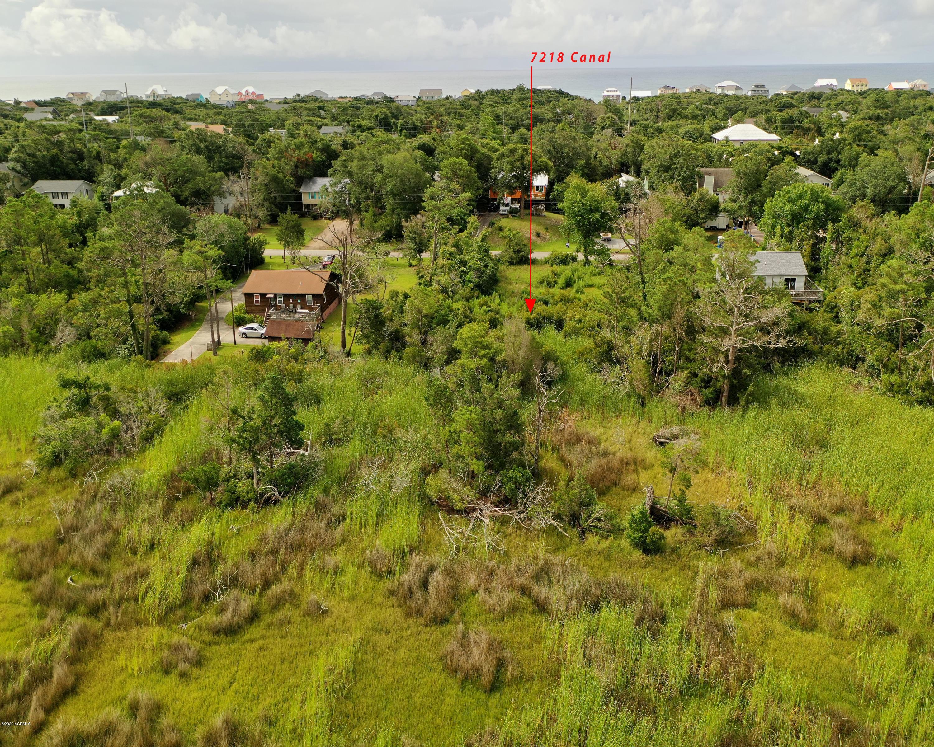 7218 Canal Drive, Emerald Isle, North Carolina 28594, ,Residential land,For sale,Canal,100226060