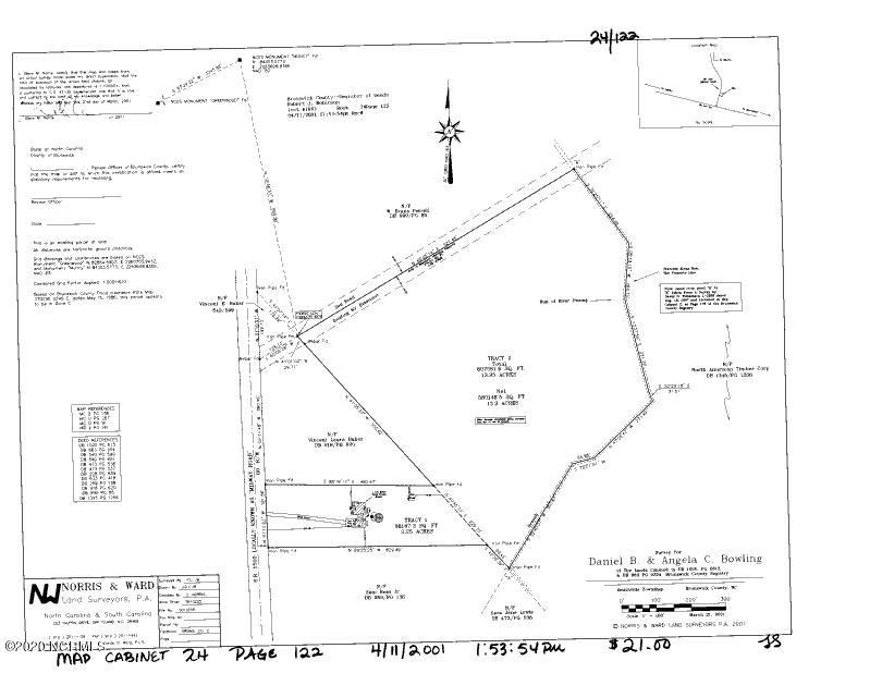 2822 Midway Road, Bolivia, North Carolina 28422, ,Commercial/industrial,For sale,Midway,100102120