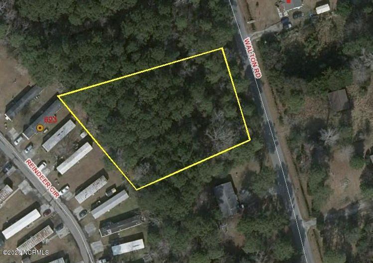 Tbd Walton Road, Midway Park, North Carolina 28544, ,Undeveloped,For sale,Walton,100227621