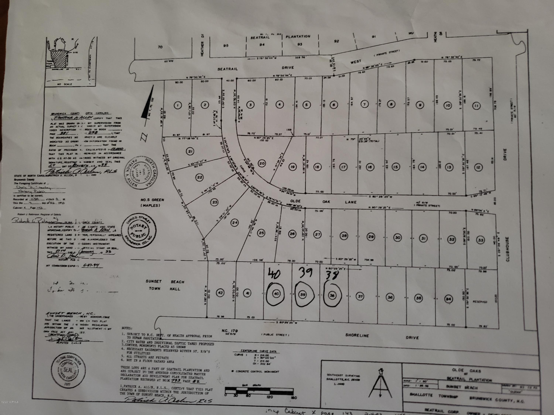 208 Shoreline Drive, Sunset Beach, North Carolina 28468, ,Residential land,For sale,Shoreline,100227758