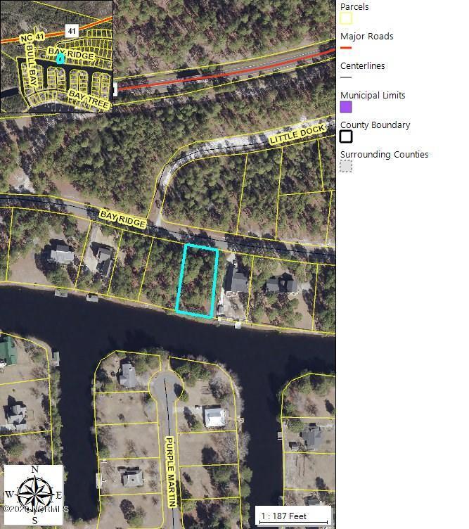 109 Bay Ridge Road, Harrells, North Carolina 28444, ,Residential land,For sale,Bay Ridge,100227991