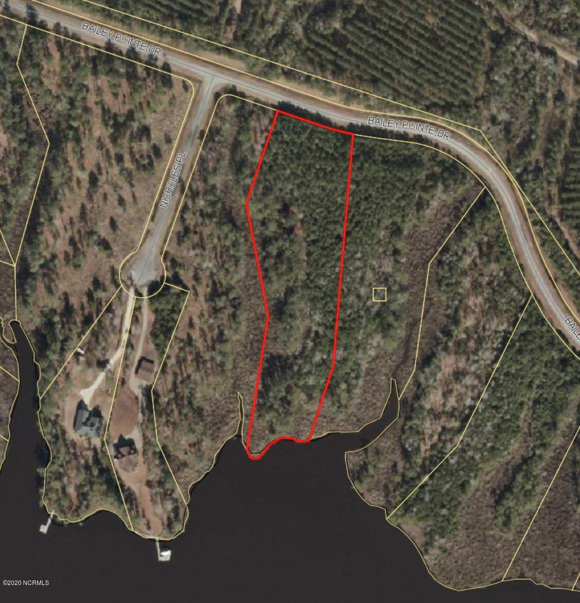 27 Bailey Pointe Drive, Belhaven, North Carolina 27810, ,Residential land,For sale,Bailey Pointe,100228087