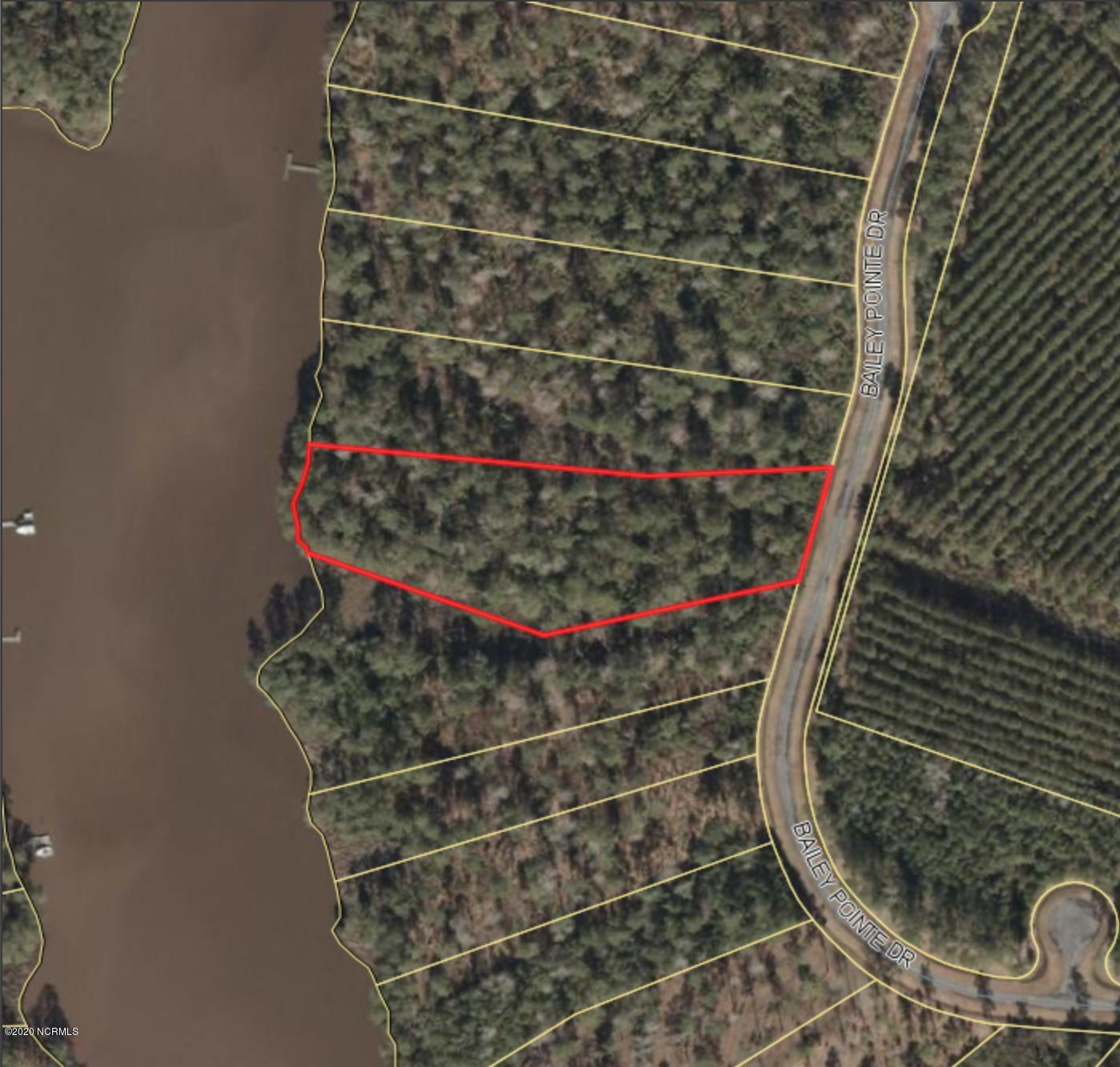 89 Bailey Pointe Drive, Belhaven, North Carolina 27810, ,Residential land,For sale,Bailey Pointe,100228288