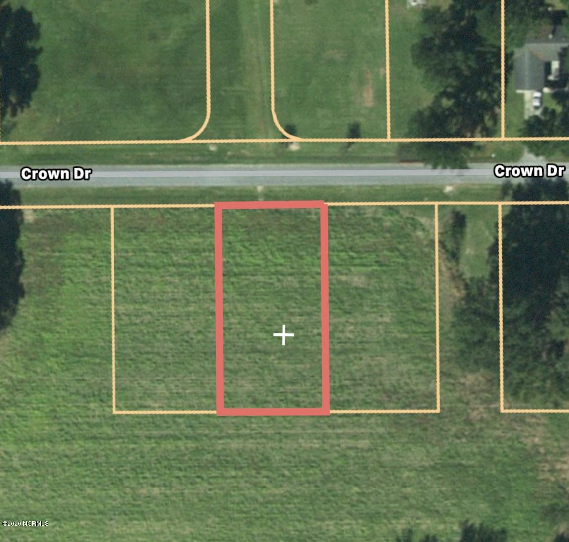 2 Crown Drive, Washington, North Carolina 27889, ,Residential land,For sale,Crown,100228883