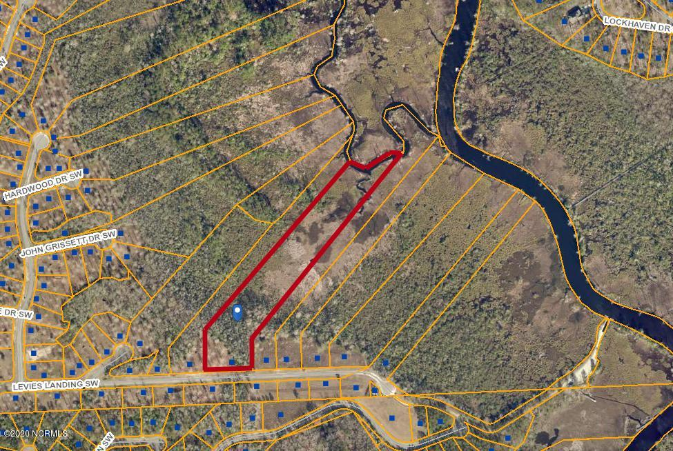 334 Levies Landing, Supply, North Carolina 28462, ,Wooded,For sale,Levies,100229244