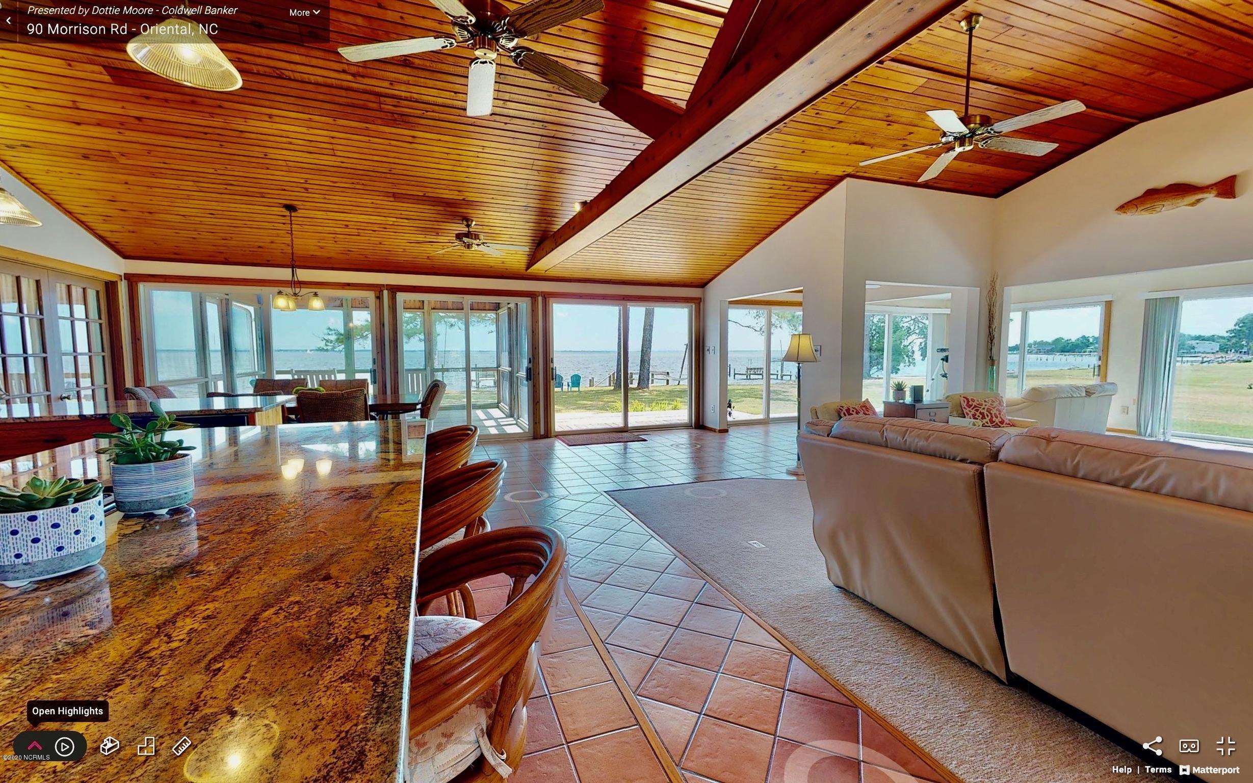 90 Morrison Road, Oriental, North Carolina 28571, 3 Bedrooms Bedrooms, 7 Rooms Rooms,3 BathroomsBathrooms,Single family residence,For sale,Morrison,100229472
