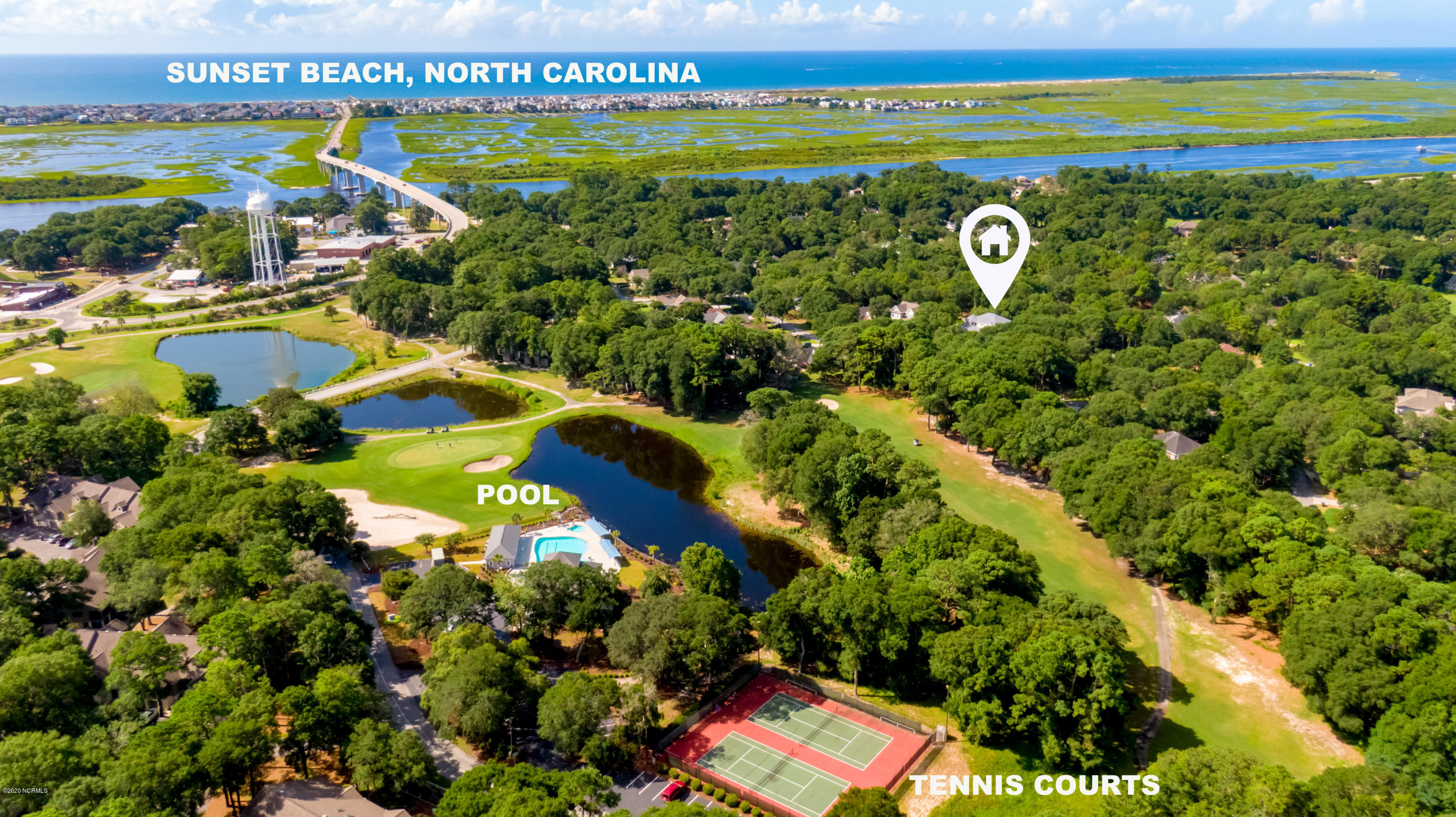 279 Heather Drive, Sunset Beach, North Carolina 28468, 4 Bedrooms Bedrooms, 11 Rooms Rooms,4 BathroomsBathrooms,Single family residence,For sale,Heather,100229255
