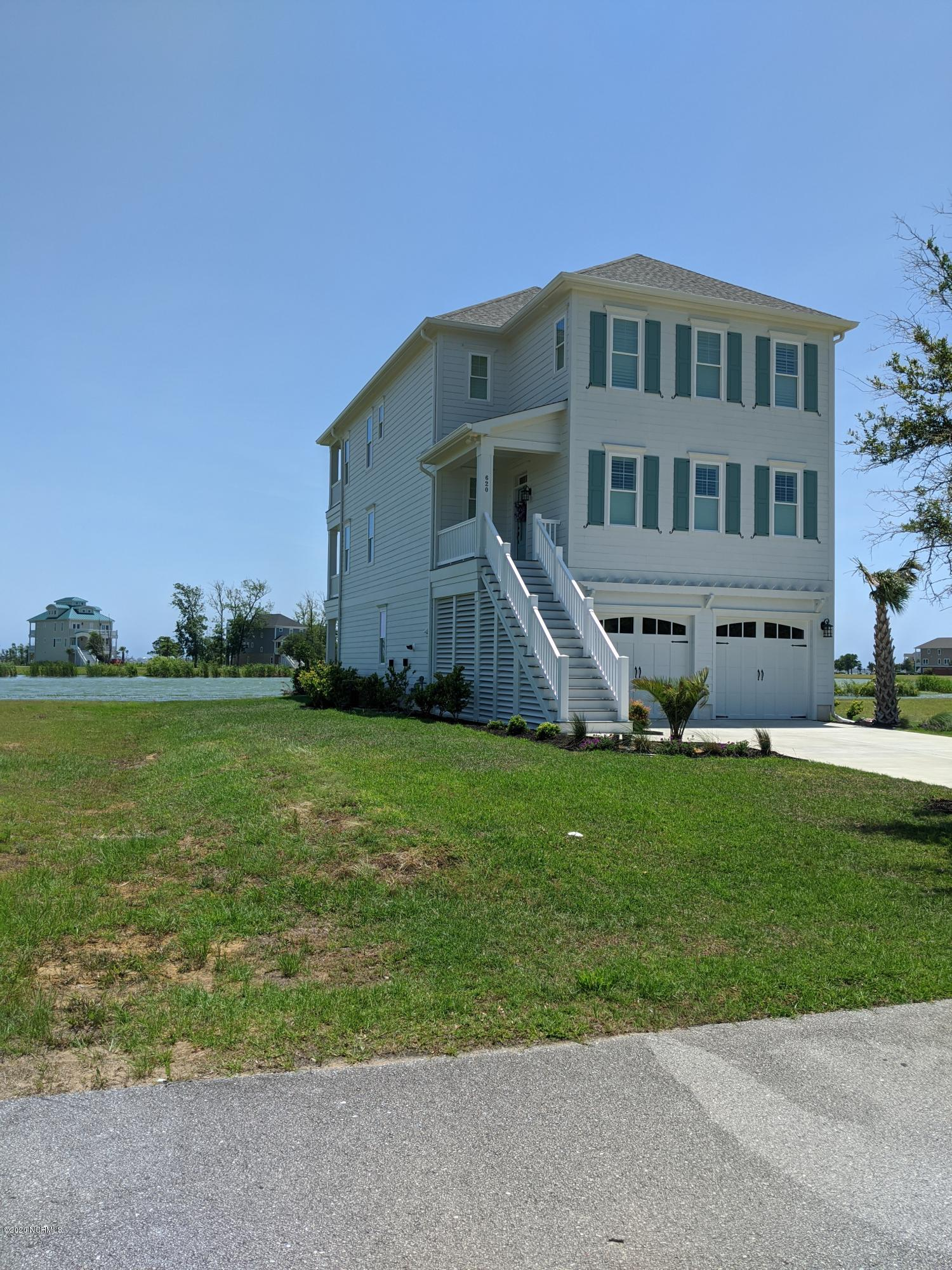 620 Cannonsgate Drive, Newport, North Carolina 28570, 4 Bedrooms Bedrooms, 8 Rooms Rooms,4 BathroomsBathrooms,Single family residence,For sale,Cannonsgate,100229822