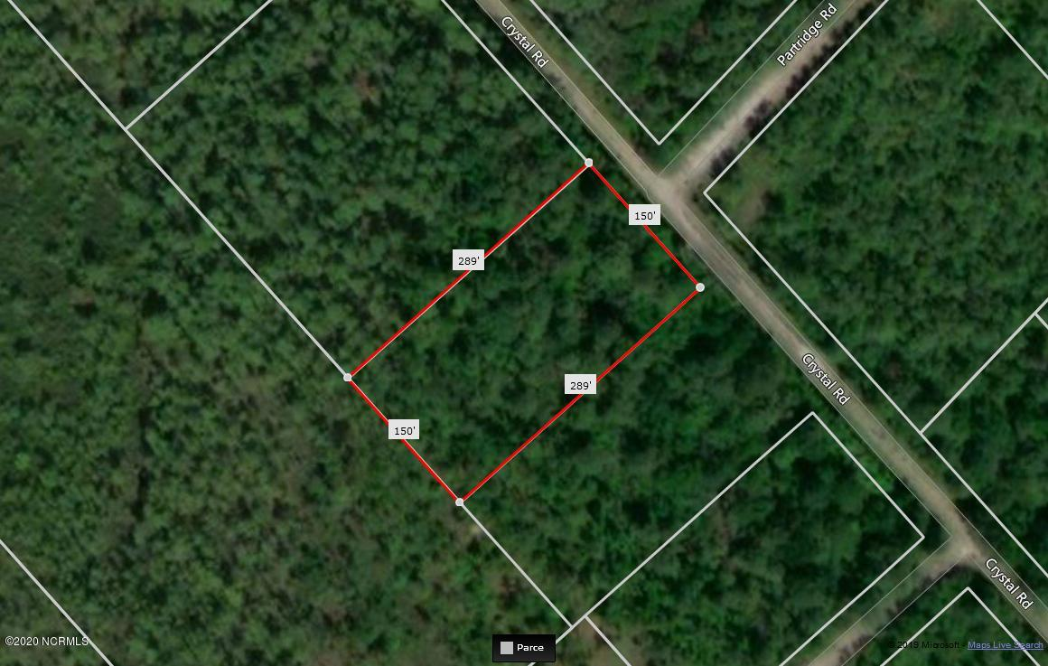 Lot 72/73 Crystal Road, Southport, North Carolina 28461, ,Wooded,For sale,Crystal,100230900