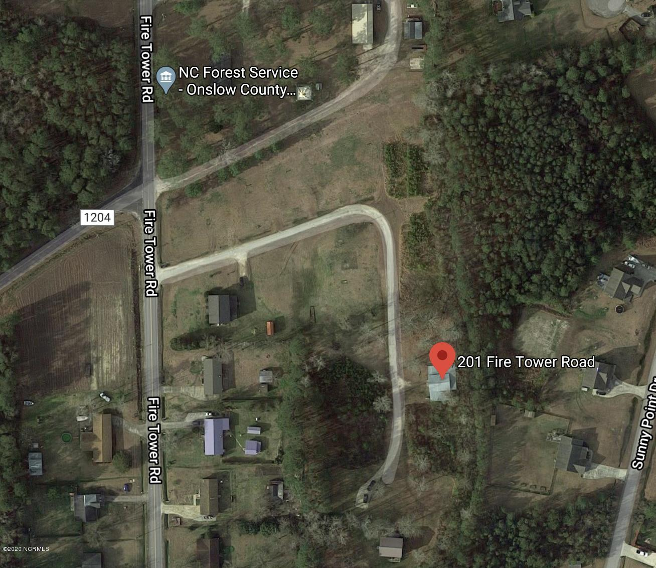 201 Fire Tower Road, Richlands, North Carolina 28574, ,Residential land,For sale,Fire Tower,100230746
