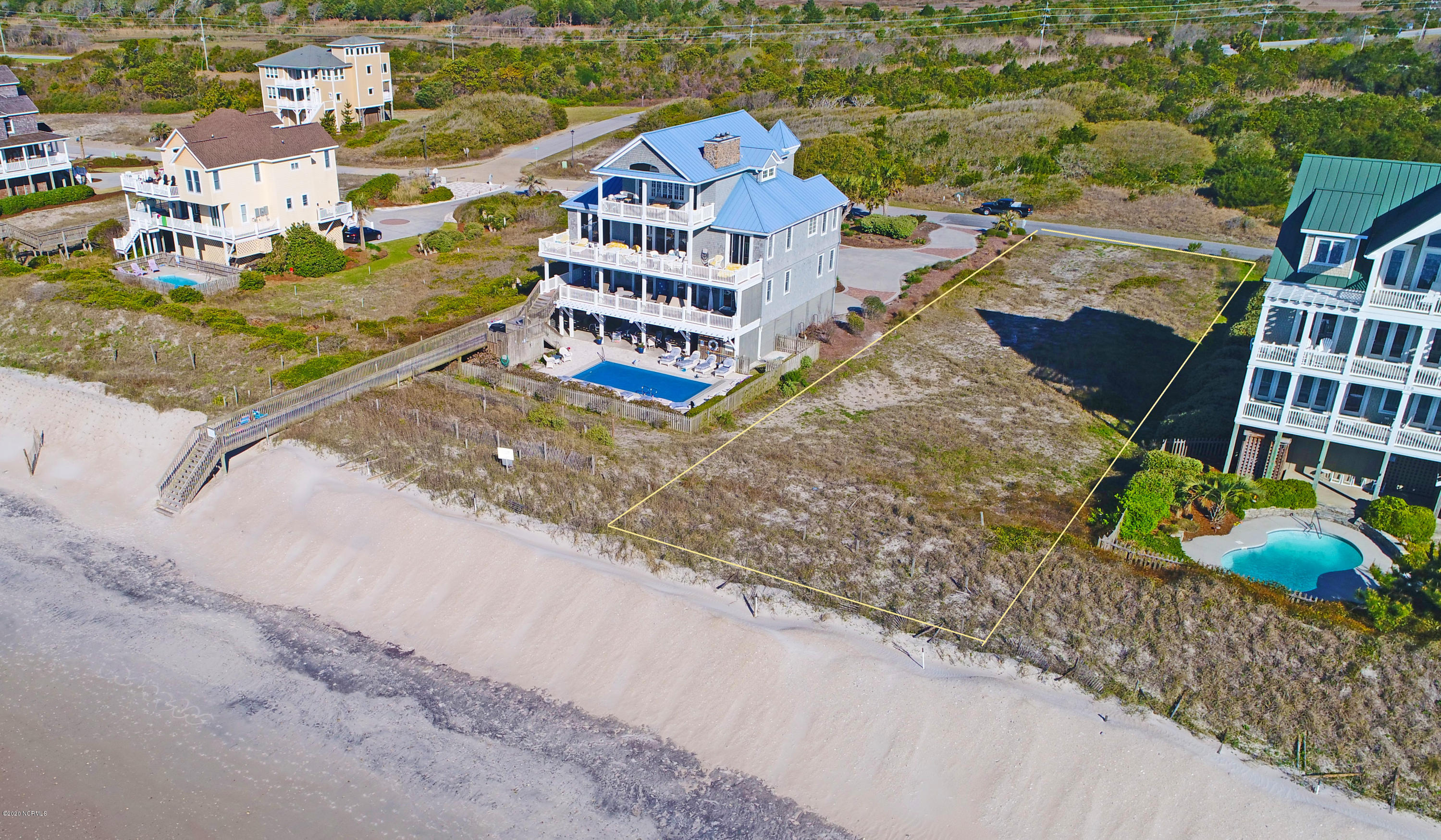 132 Oceanview Lane, North Topsail Beach, North Carolina 28460, ,Residential land,For sale,Oceanview,100231143