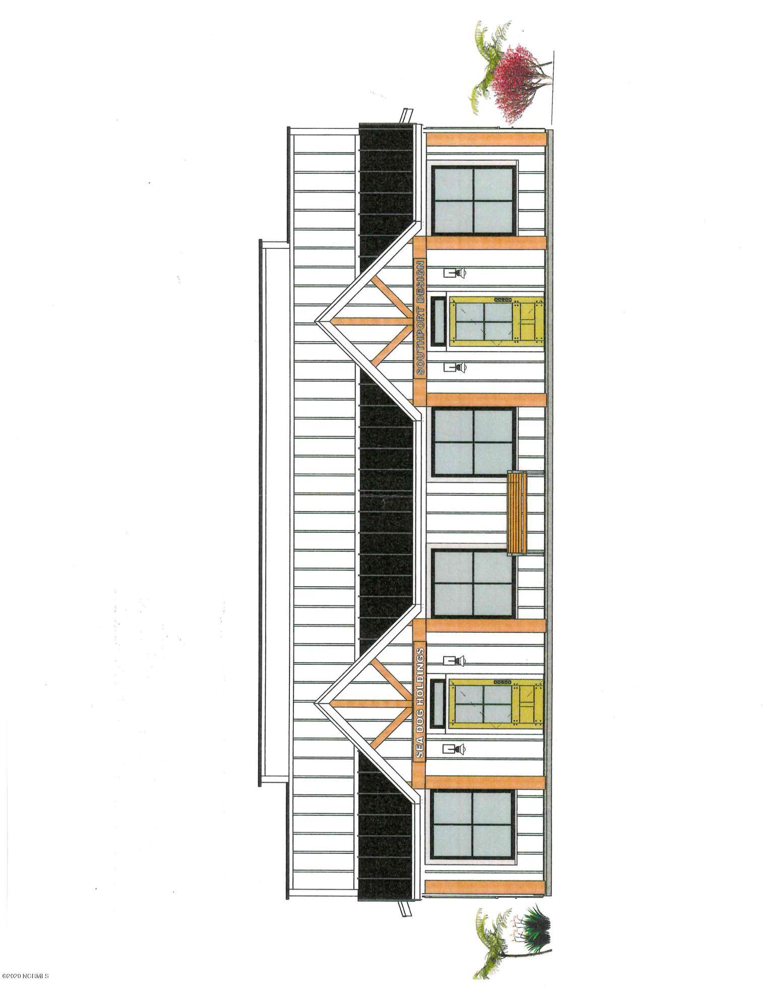 724 Howe Street, Southport, North Carolina 28461, ,For sale,Howe,100231480
