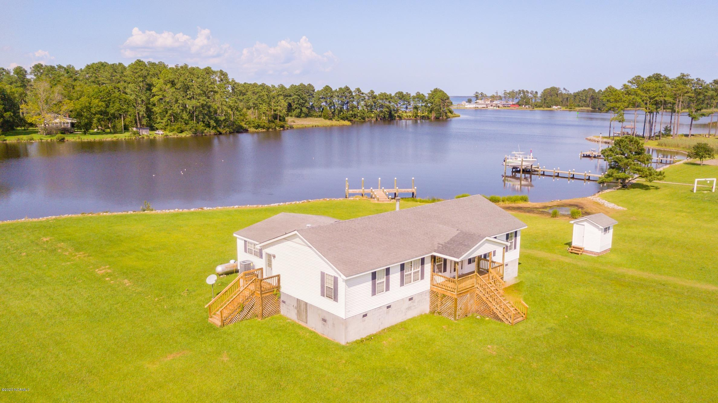 219 Tate Landing Road, Belhaven, North Carolina 27810, 3 Bedrooms Bedrooms, 8 Rooms Rooms,2 BathroomsBathrooms,Manufactured home,For sale,Tate Landing,100232031