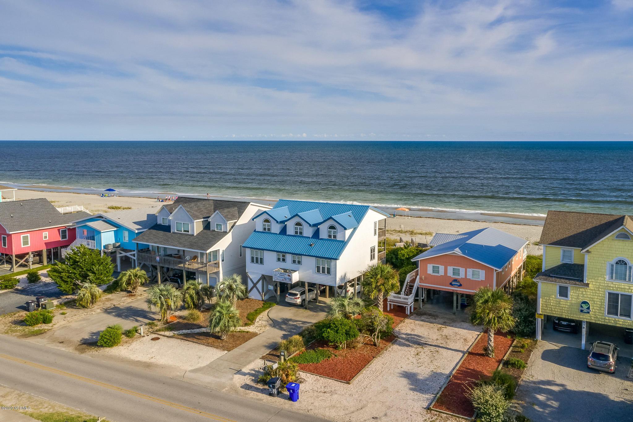 575 Ocean Boulevard, Holden Beach, North Carolina 28462, 5 Bedrooms Bedrooms, 8 Rooms Rooms,4 BathroomsBathrooms,Single family residence,For sale,Ocean,100231547