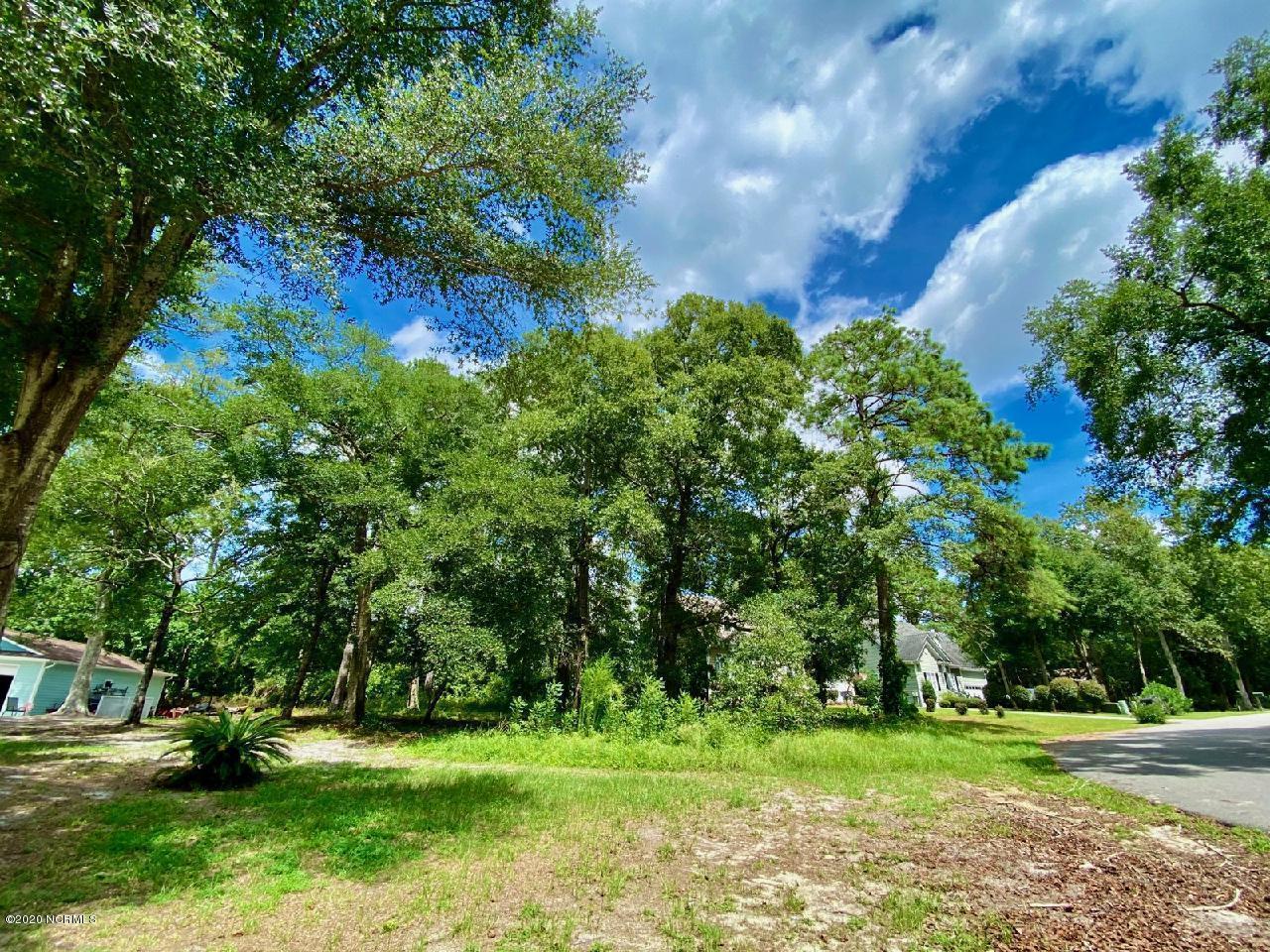 609 Millslough Lane, Sunset Beach, North Carolina 28468, ,Residential land,For sale,Millslough,100235277