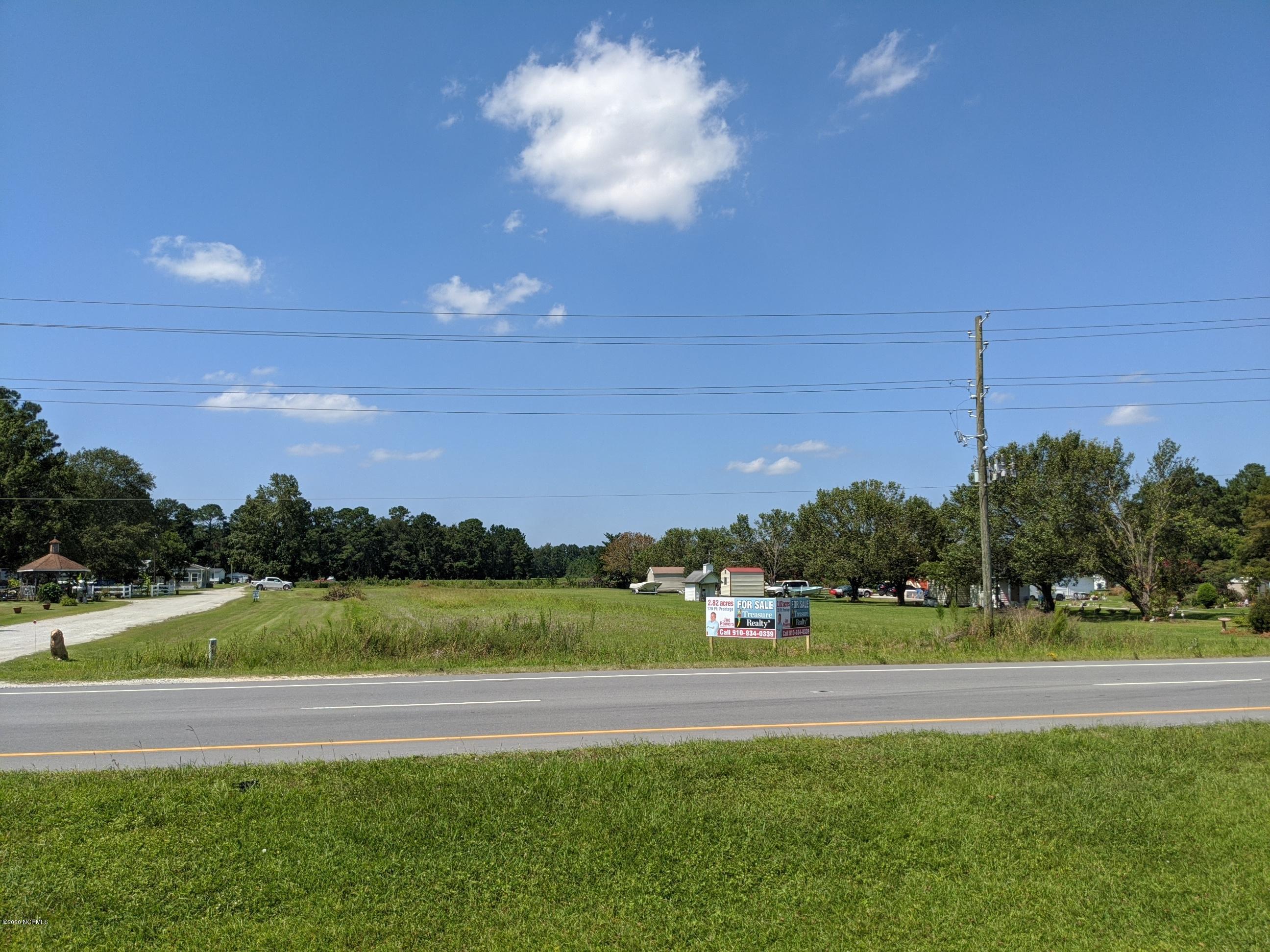 1 New Bern Highway, Jacksonville, North Carolina 28546, ,Residential land,For sale,New Bern,100232002