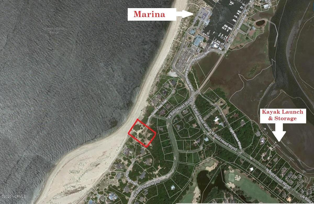 5 Green Teal Trail, Bald Head Island, North Carolina 28461, ,Residential land,For sale,Green Teal,100194741