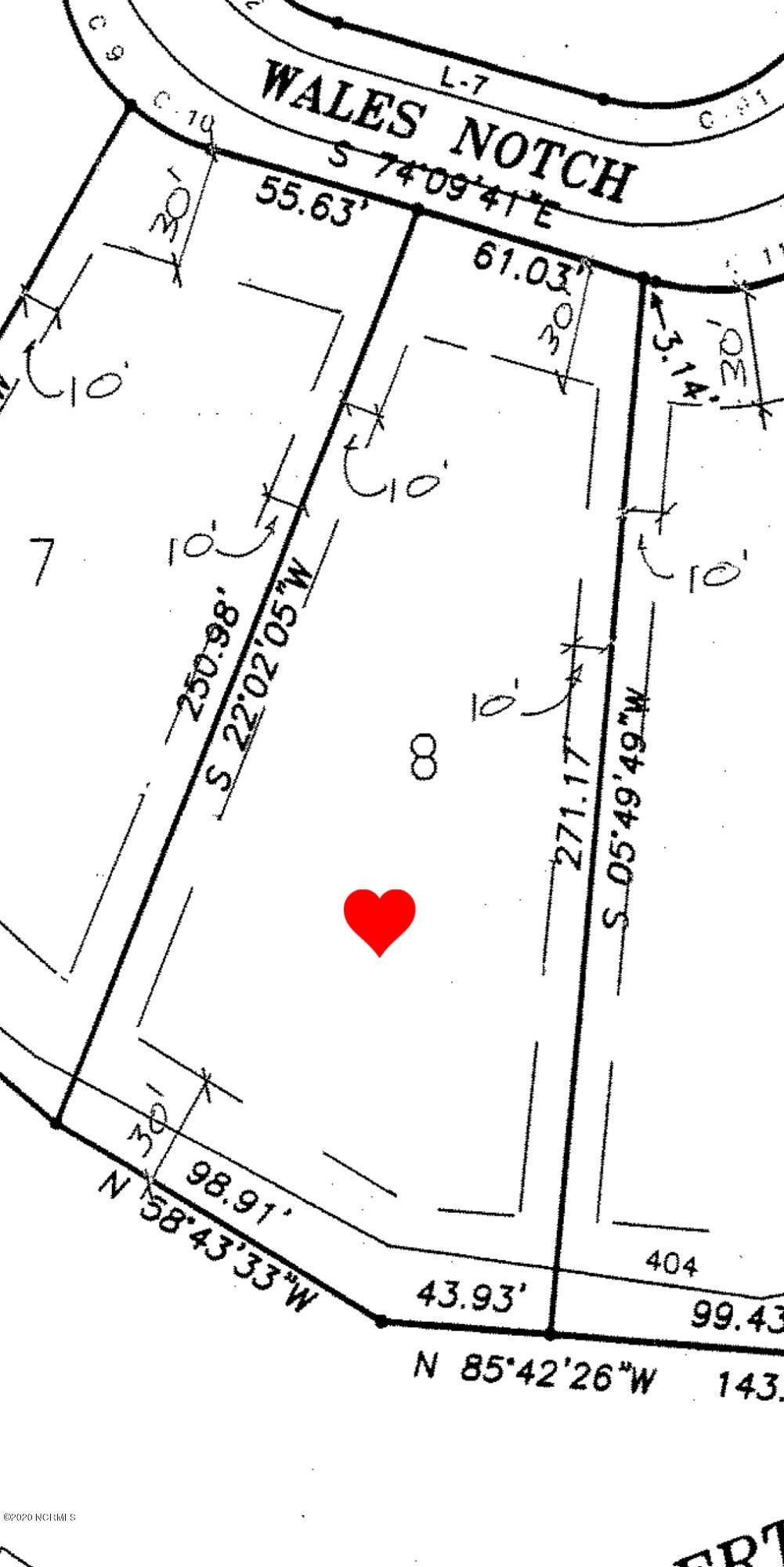 545 Wales Notch, Ocean Isle Beach, North Carolina 28469, ,Residential land,For sale,Wales Notch,100239070