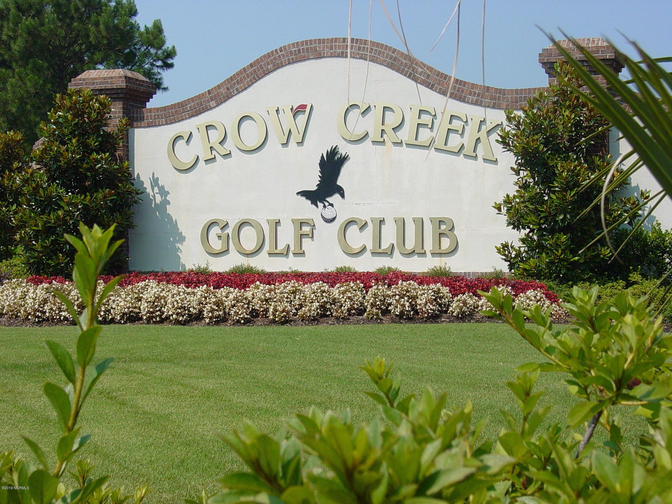 444 Crow Creek Drive, Calabash, North Carolina 28467, ,Residential land,For sale,Crow Creek,100239098