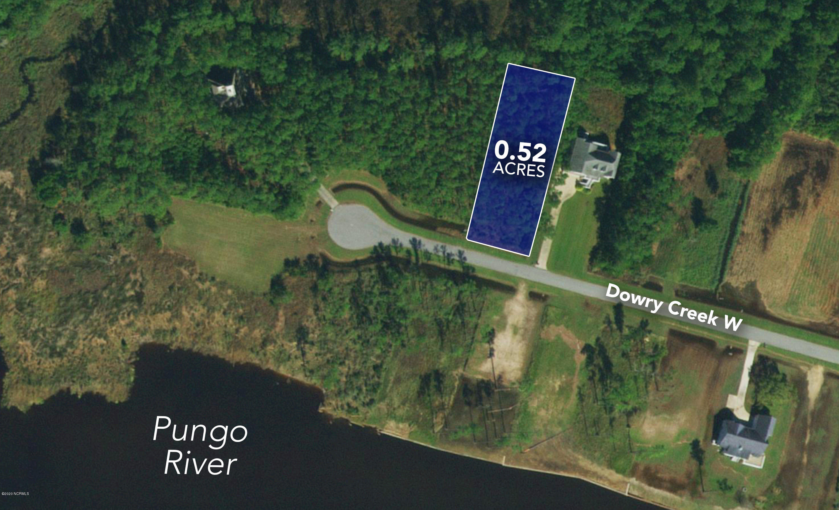 Lot 61 Dowry Creek, Belhaven, North Carolina 27810, ,Residential land,For sale,Dowry,100238302