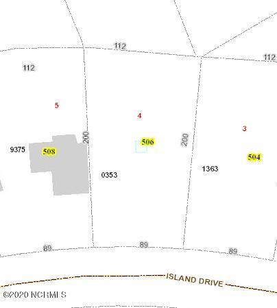 506 Island Drive, Beaufort, North Carolina 28516, ,Residential land,For sale,Island,100242859