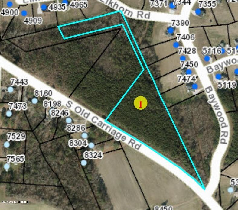 51332 Old Carriage Road, Rocky Mount, North Carolina 27803, ,Residential land,For sale,Old Carriage,100243006