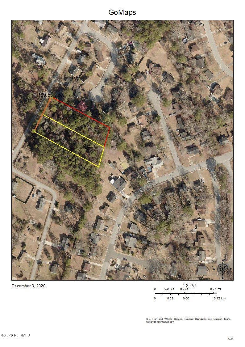 212&214 Lakewood Drive, Jacksonville, North Carolina 28546, ,Residential land,For sale,Lakewood,100247743