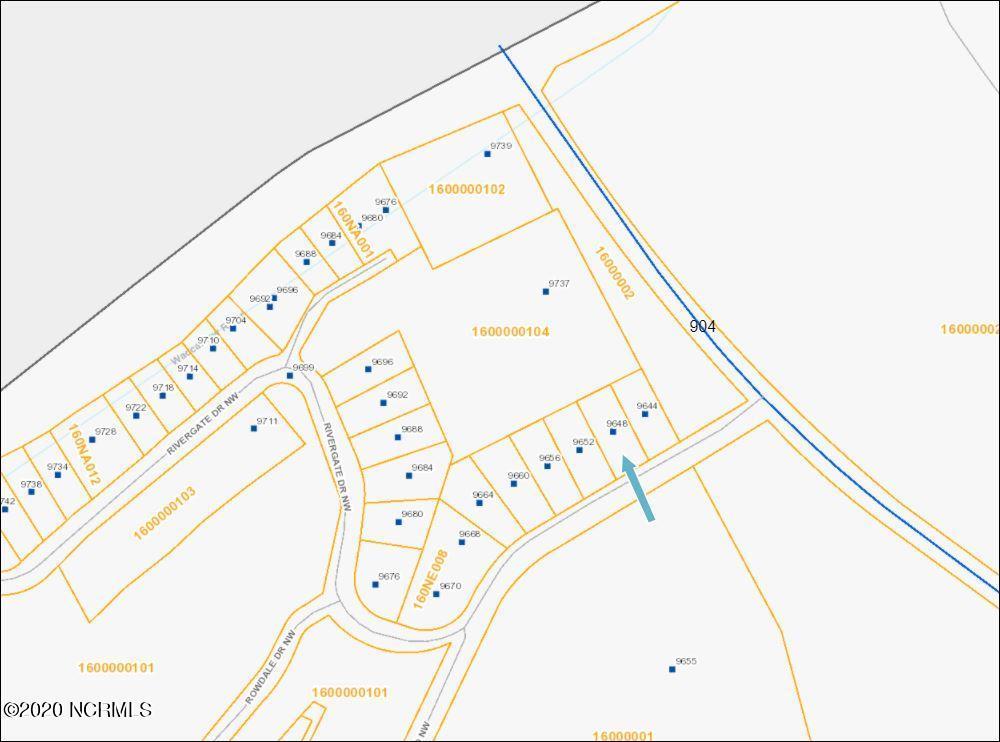 9648 Rivergate Drive, Ash, North Carolina 28420, ,Residential land,For sale,Rivergate,100248901