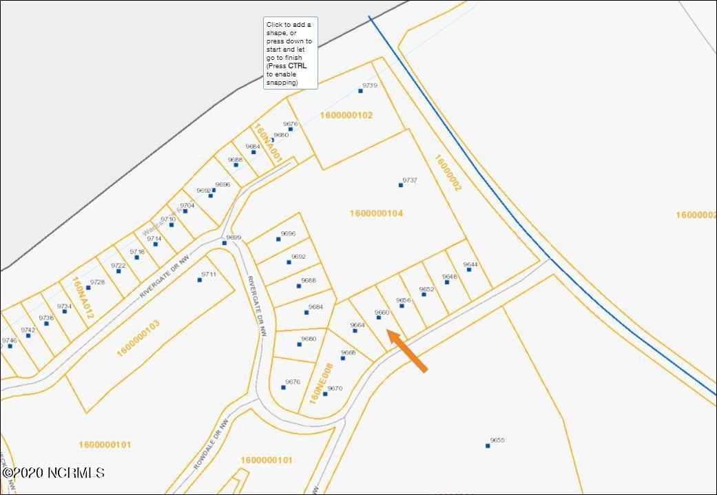 9660 Rivergate Drive, Ash, North Carolina 28420, ,Residential land,For sale,Rivergate,100248907