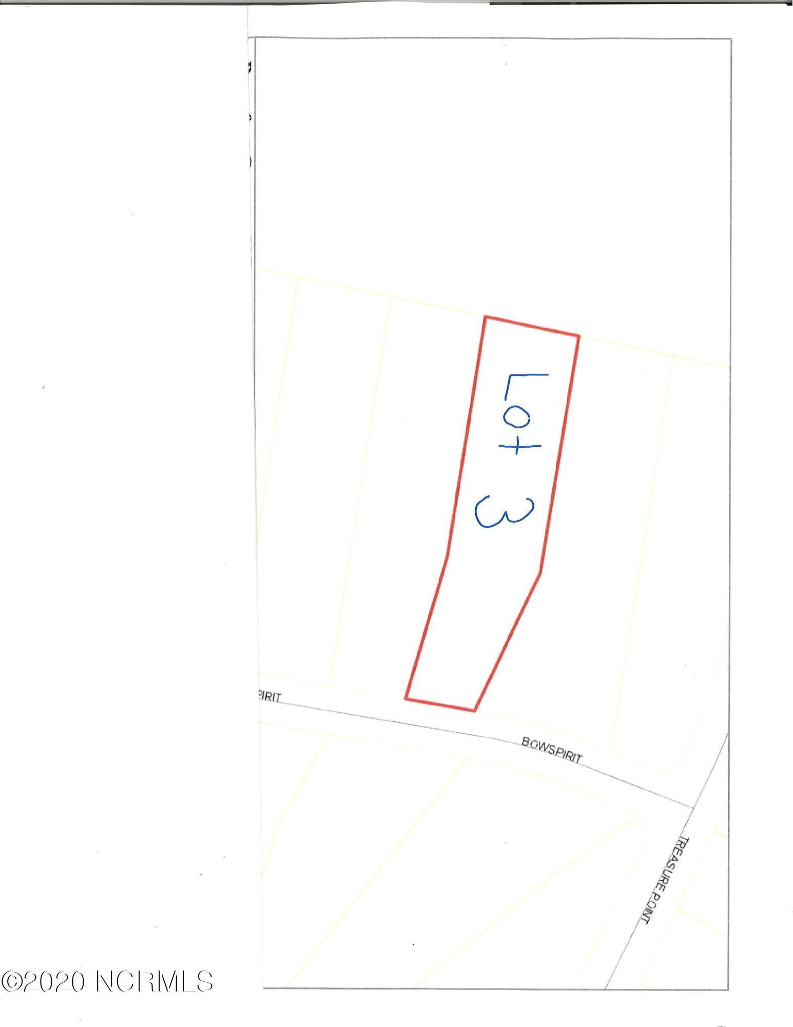 Lot 3 Bowspirit Place, Bath, North Carolina 27808, ,Residential land,For sale,Bowspirit,100249358