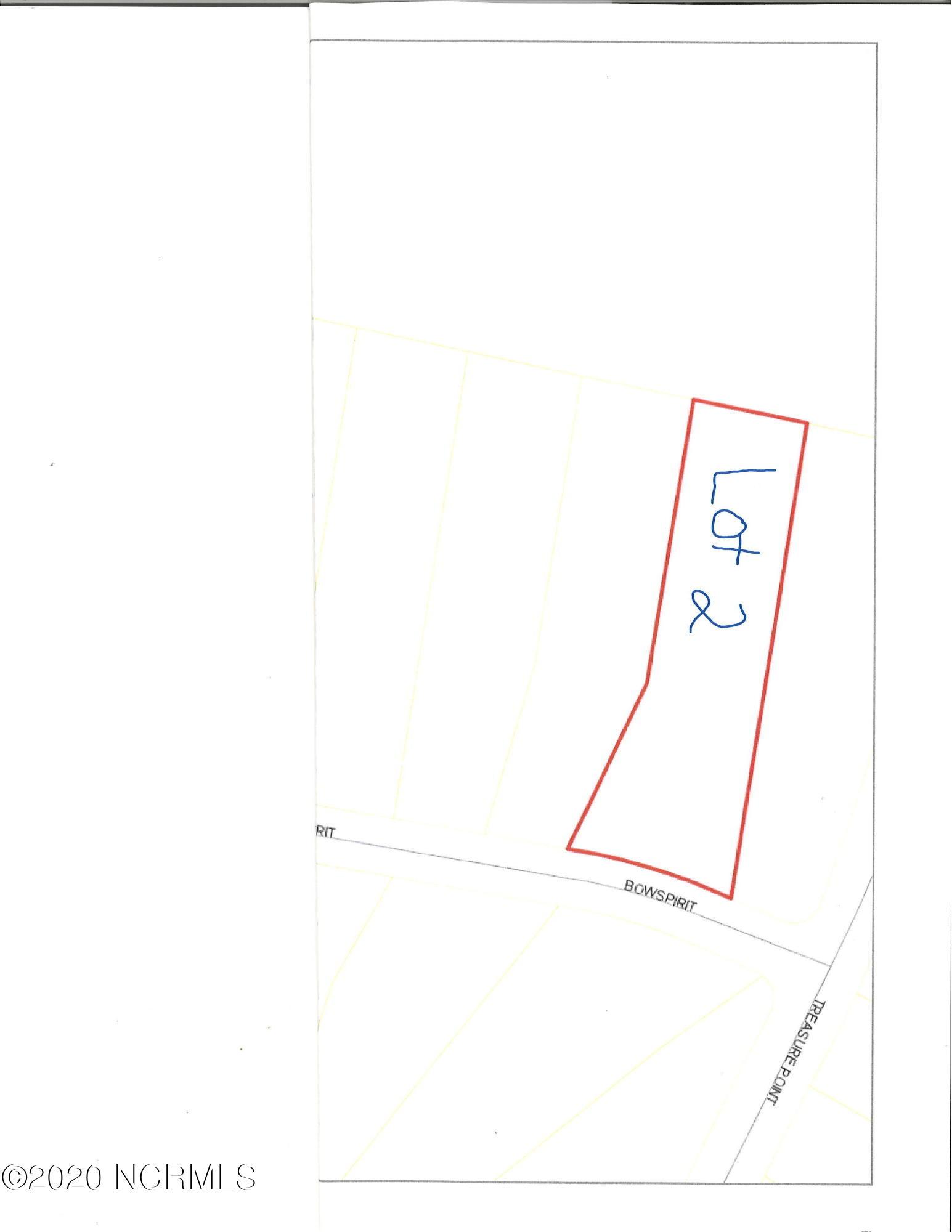 Lot 2 Bowspirit Place, Bath, North Carolina 27808, ,Residential land,For sale,Bowspirit,100249323