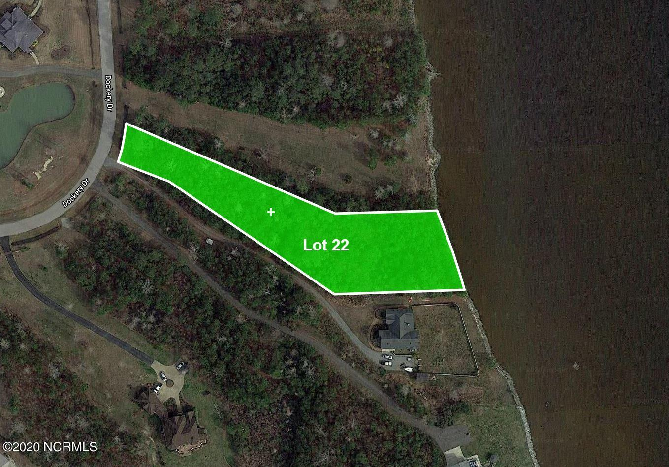 128 Dockery Drive, Hertford, North Carolina 27944, ,Residential land,For sale,Dockery,100249724