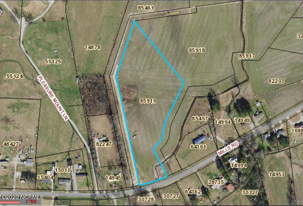 3377 Mills Road, Greenville, North Carolina 27858, ,Residential land,For sale,Mills,100226034